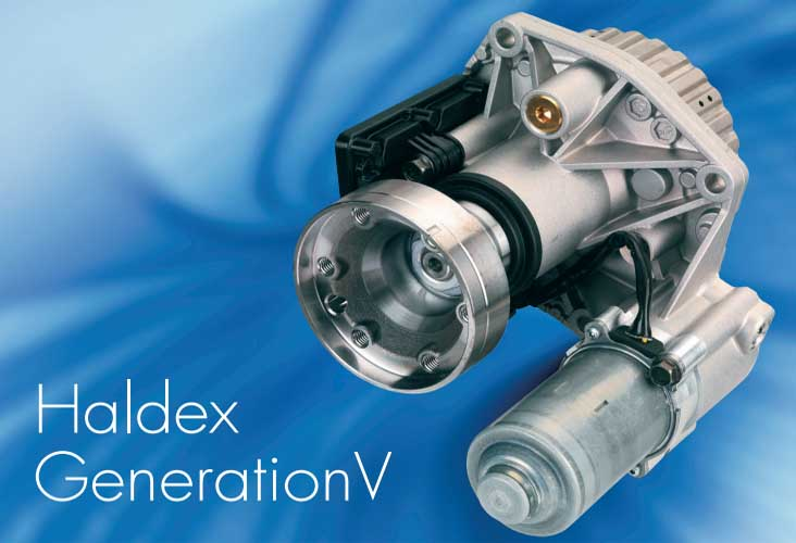Photo of How the Haldex coupling works