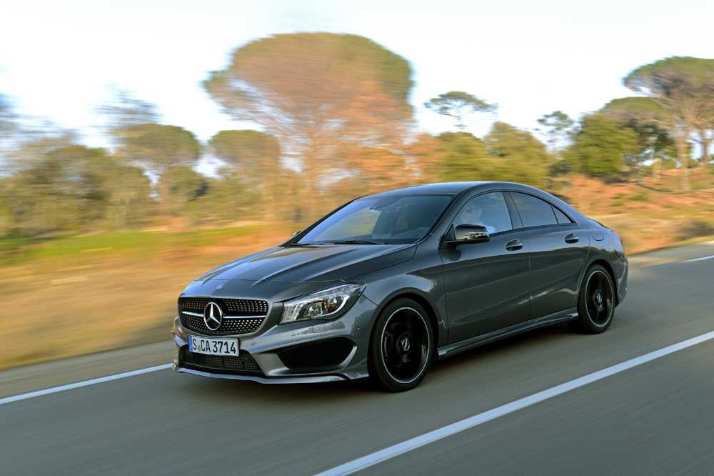 Photo of Mercedes-Benz CLA 180 [test drive]