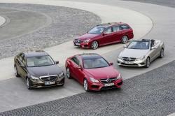 Mercedes-Benz E-Klasse Familie