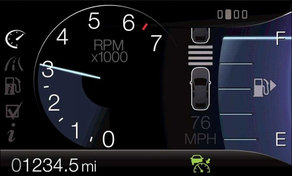 myford-touch-instrument-cluster-tachometer-radar-based-cruise-and-fuel-gauge
