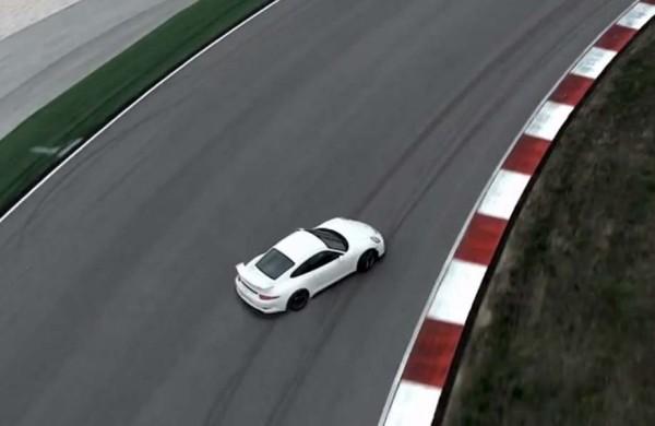 porsche 911 gt3 technical video (2)