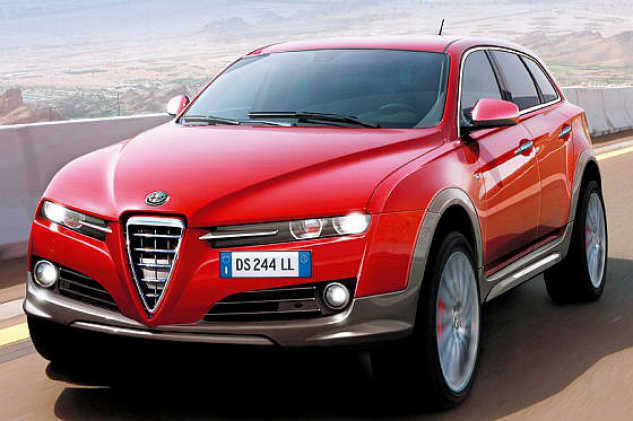 Photo of Θα δει το πράσινο φως το Alfa Romeo SUV;