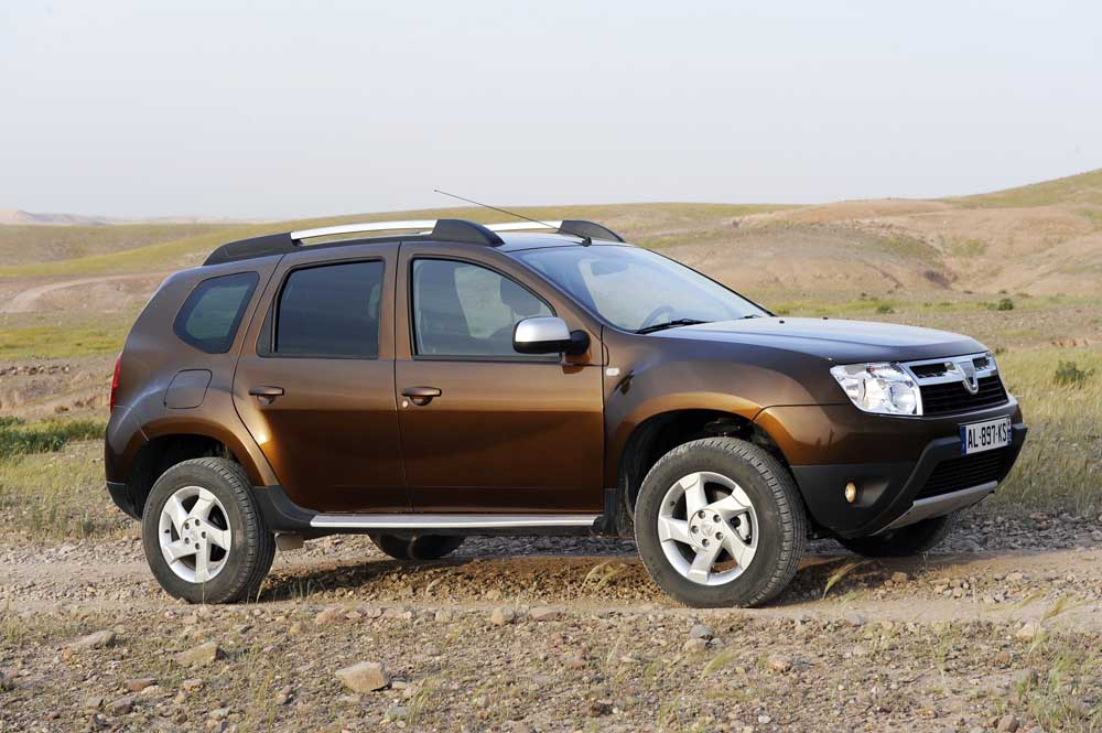Photo of Dacia Duster 1.5 dCi 4×2 [test drive]