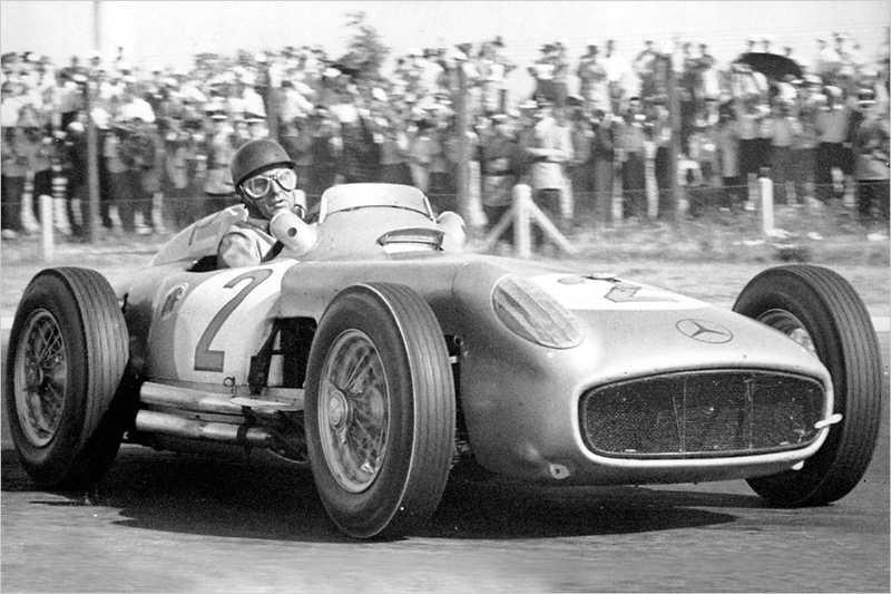 Photo of Mercedes W196, στο σφυρί Ασημένιο Βέλος!