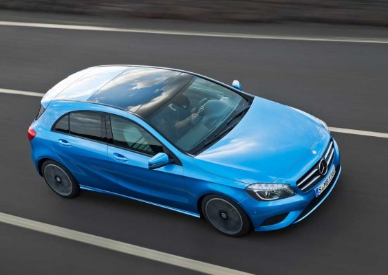 Mercedes-Benz A 180 CDI caroto test (2)