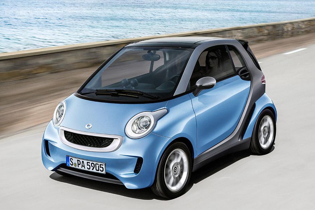 Photo of Smart Fortwo, έρχεται το 2014 και μόνο σε βενζίνη!