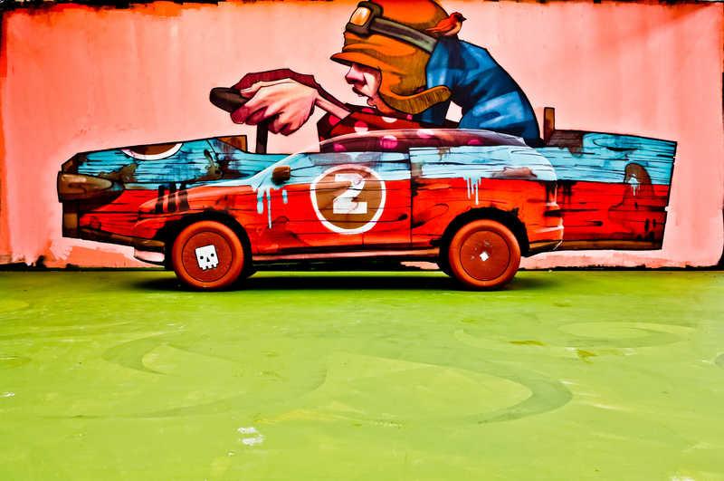 Photo of Volvo Art Session με ένα XC60 σε ρόλο καμβά!