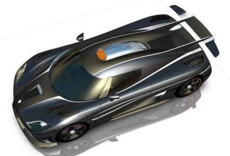 Photo of Koenigsegg One:1, για την Κίνα και μόνο!