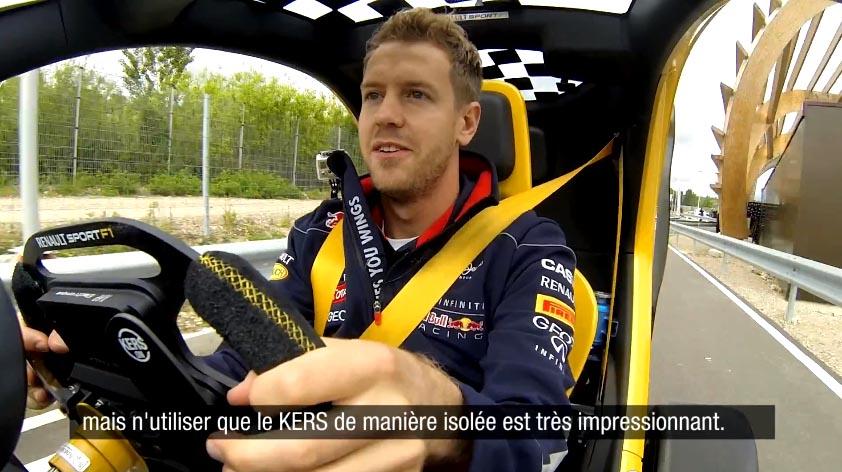 Photo of Renault, ο Vettel οδηγεί το Twizy!