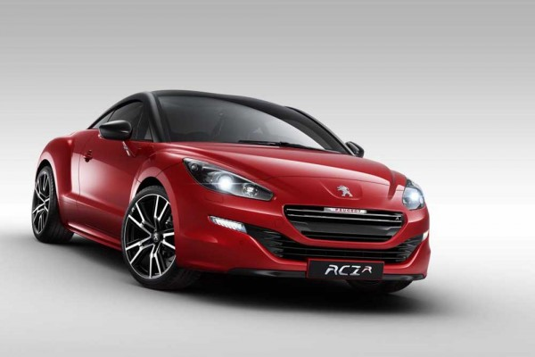 2013 Peugeot RCZ R officially revealed (1)