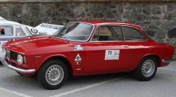 Alfa Giulia GTA 45