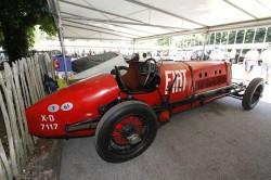 Alfa Romeo P2 Goodwood 2013
