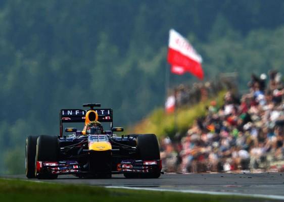FORMULA 1 - German GP