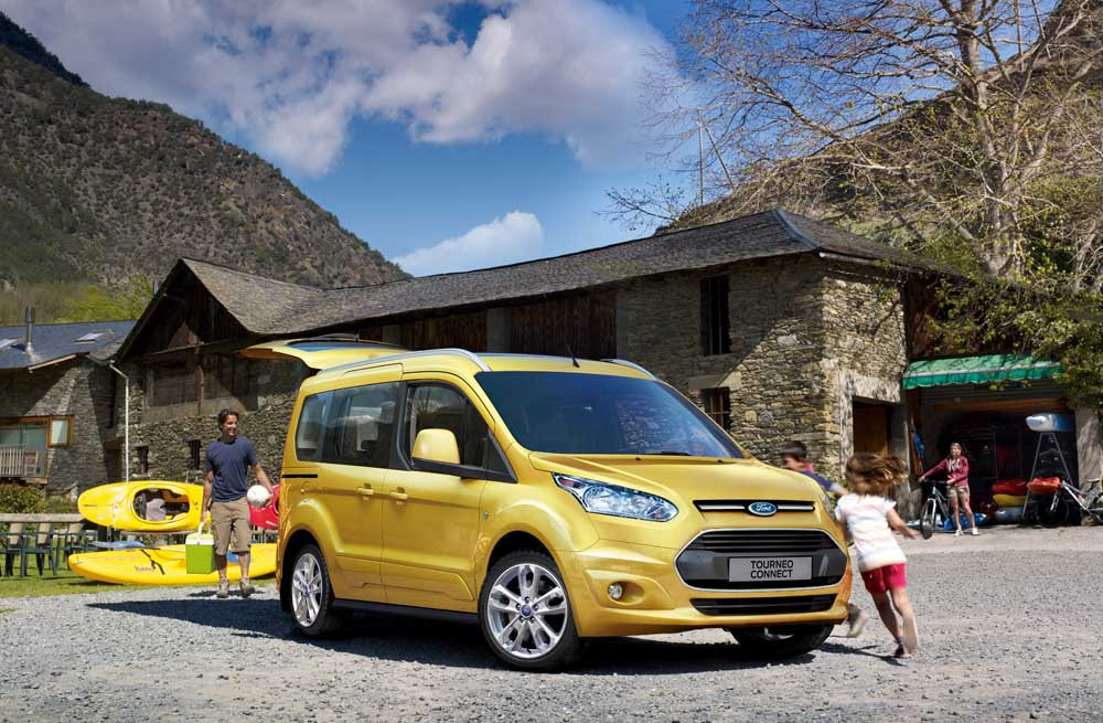 Photo of Νέο Ford Tourneo Connect με 1.0 EcoBoost!