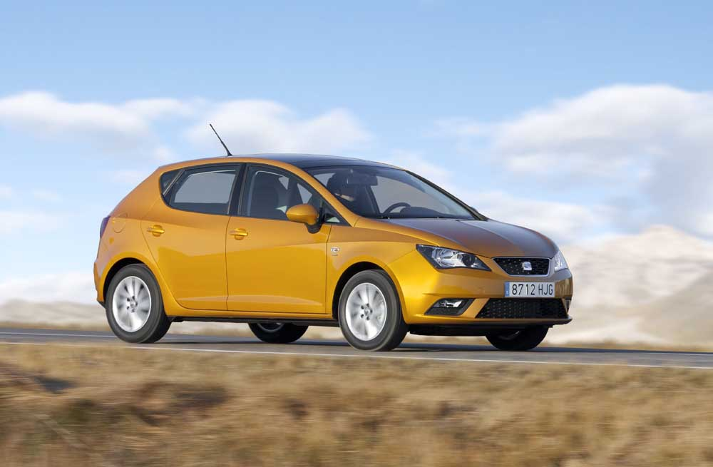seat ibiza 1 2 tsi 105 ps 5d test drive. Black Bedroom Furniture Sets. Home Design Ideas