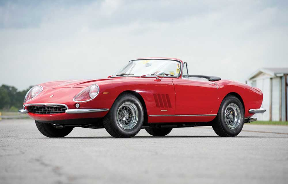 Photo of Σπάνια Ferrari πωλήθηκε έναντι 27,5 εκ. ευρώ!
