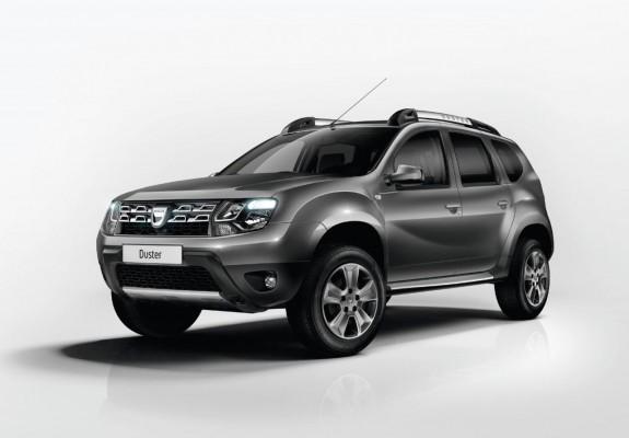 2014 Dacia Duster facelift (2)