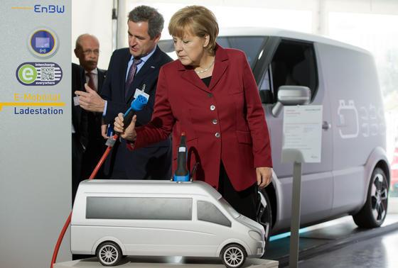 Konferenz zur Elektromobilität