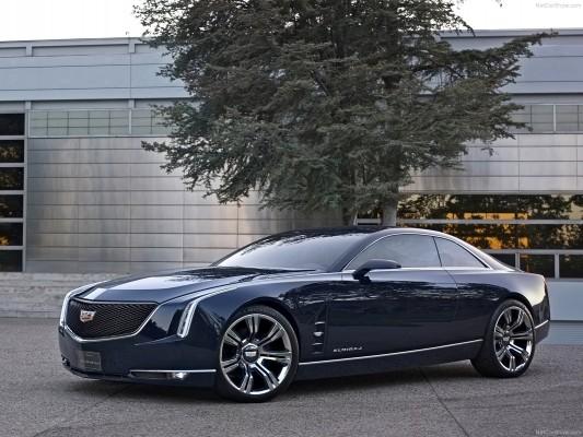 Cadillac Elmiraj Concept Frankfurt 2013 (1)