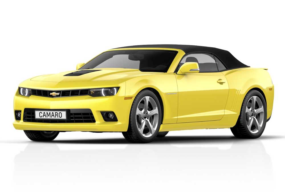 Photo of Chevrolet Camaro Convertible… προς τα τέλη!
