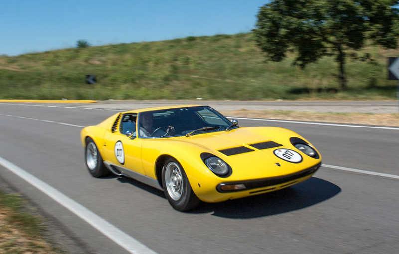 Photo of Πωλείται η Lamborghini Miura του Rod Stewart!