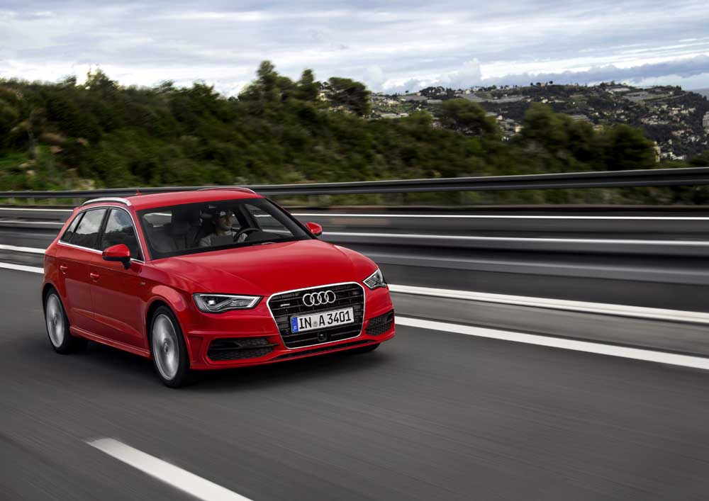 Photo of Audi A3 Sportback 1.4 TFSI 122 PS [test drive]