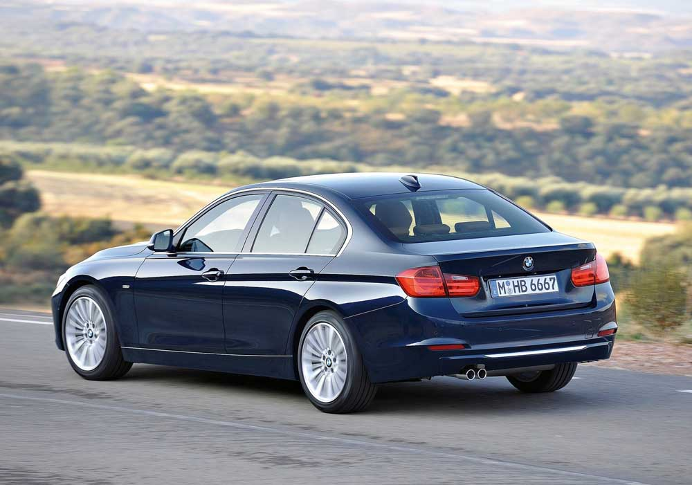 Photo of BMW 316i [test drive]