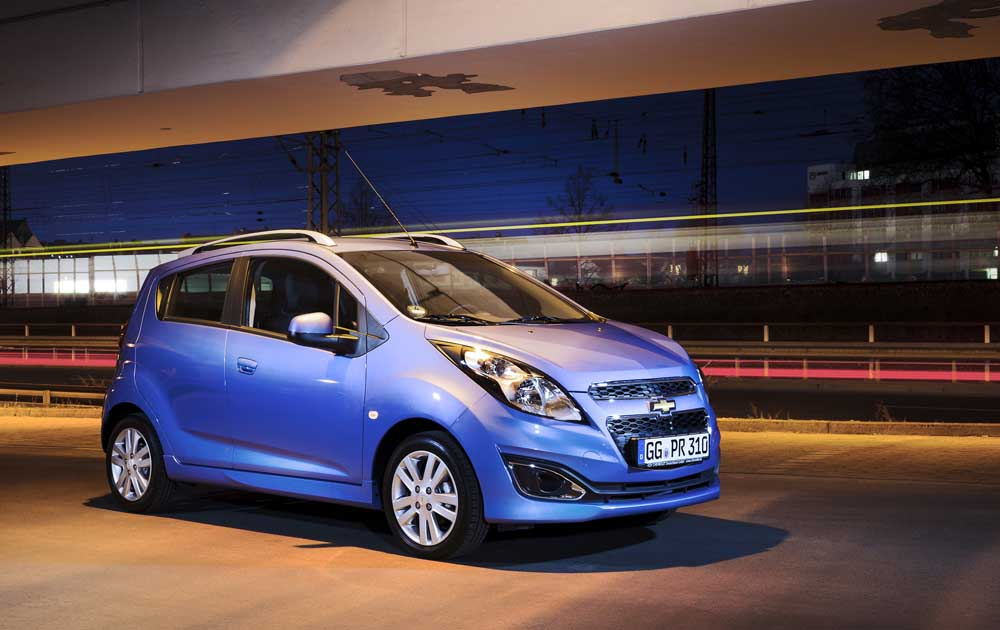 Photo of Chevrolet Spark 1.0 [test drive]