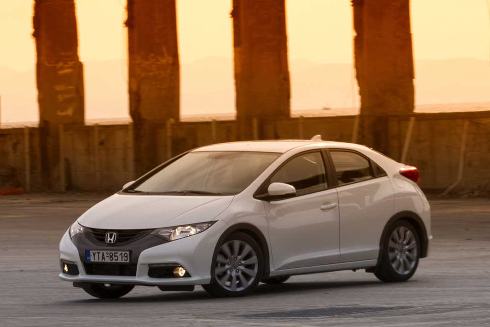 Photo of Honda Civic 1.6 i-DTEC [test drive]