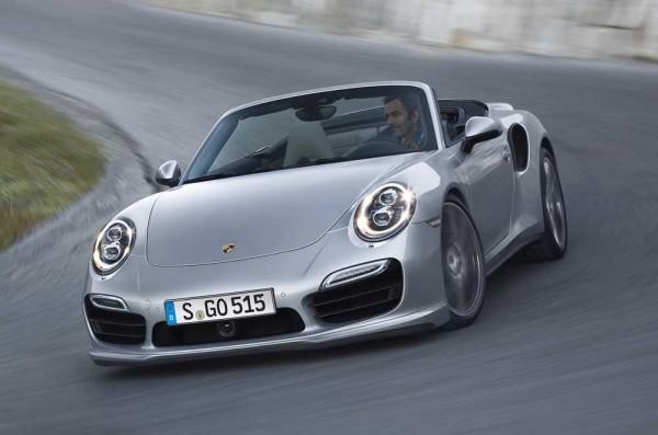 Porsche 911 Turbo & S Cabriolet  2014 (1)