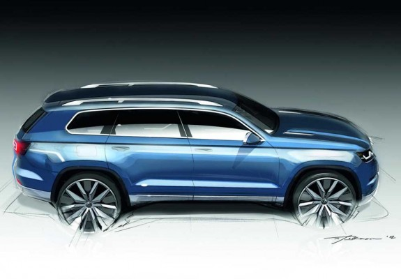Skoda working on two new crossovers