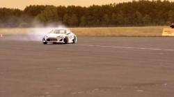 Toyota GT86 sets Guinness world record for fastest drift
