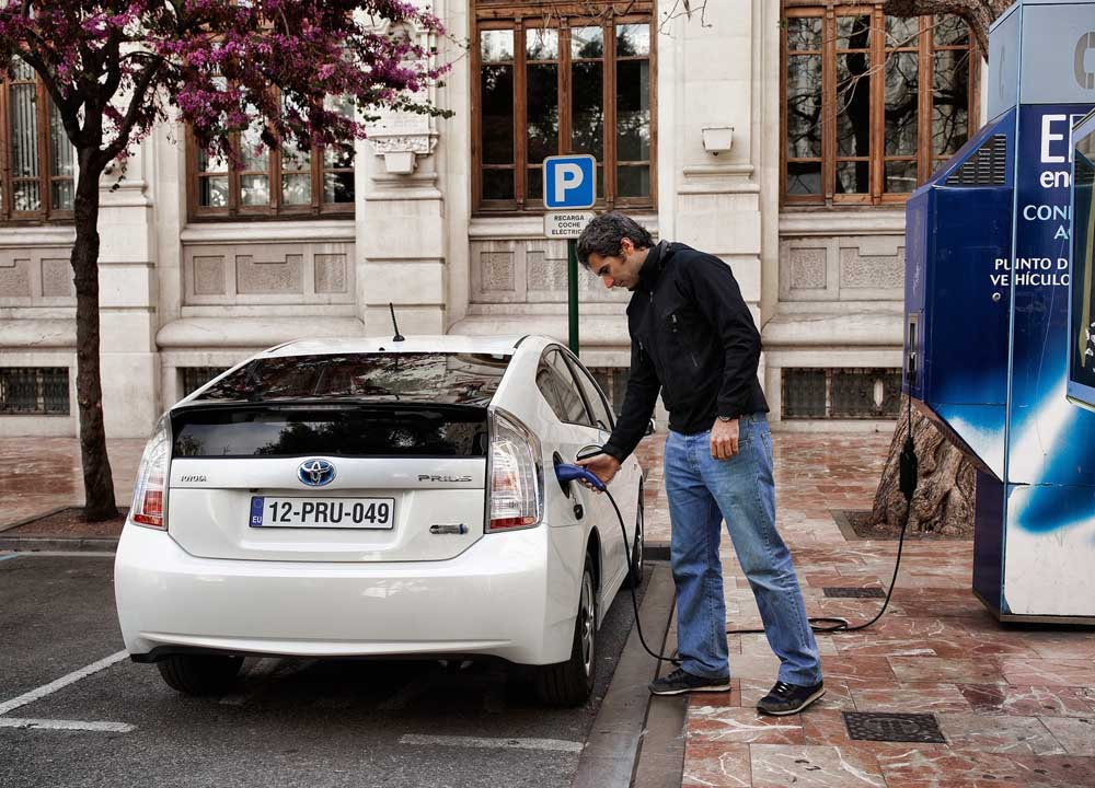 Photo of Toyota Prius Plug-in Hybrid [first drive]