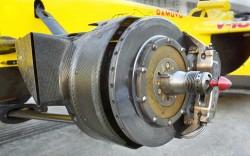 brakes in F1 (1)