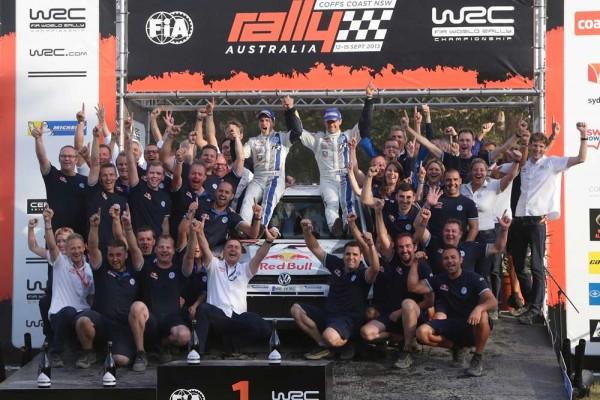 rally australian 20134