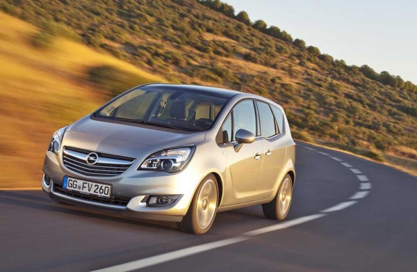 2014 Opel Meriva facelift  (8)