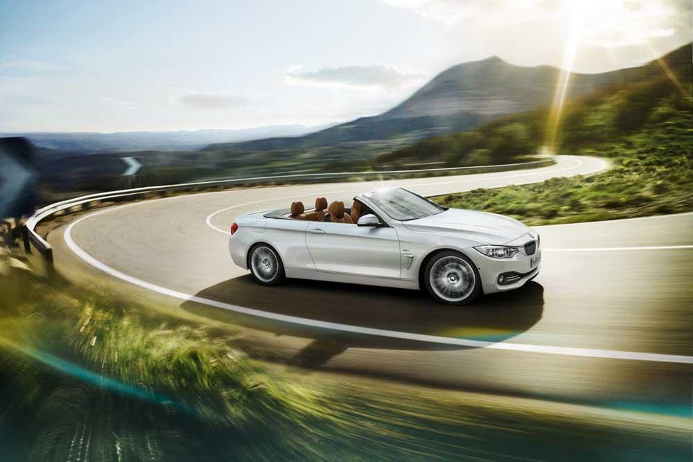 Photo of BMW 4 Convertible σε πρώτο πλάνο [vid]