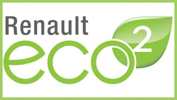 Renault Eco2 green