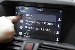 Volvo S60 Internet in car (2)