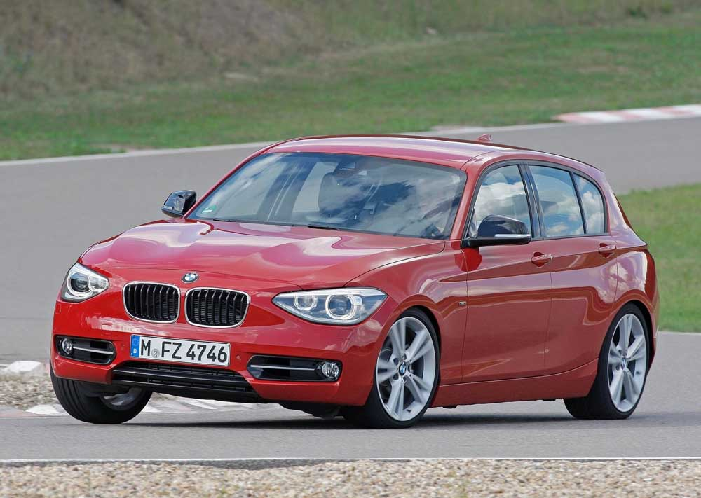 Photo of BMW 116i 5d [test drive]