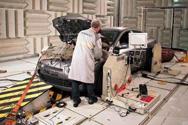 Car Noise Level Vibration and Harshness