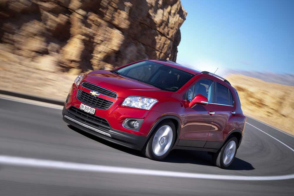 Photo of Chevrolet Trax 1.4 Turbo AWD [test drive]