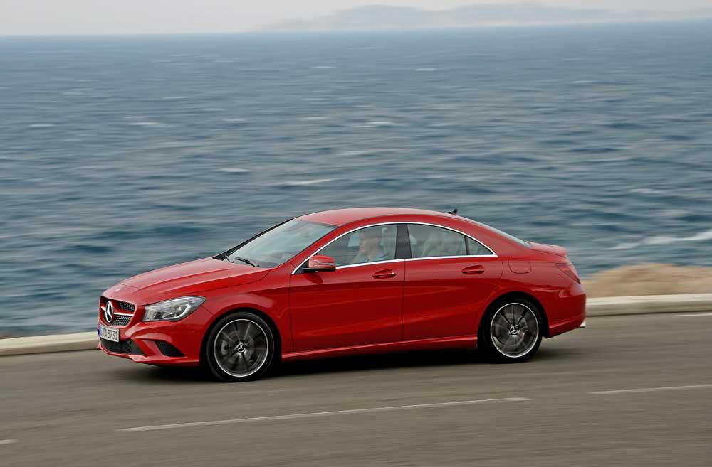 Photo of Mercedes-Benz CLA 200 7G-DCT [test drive]