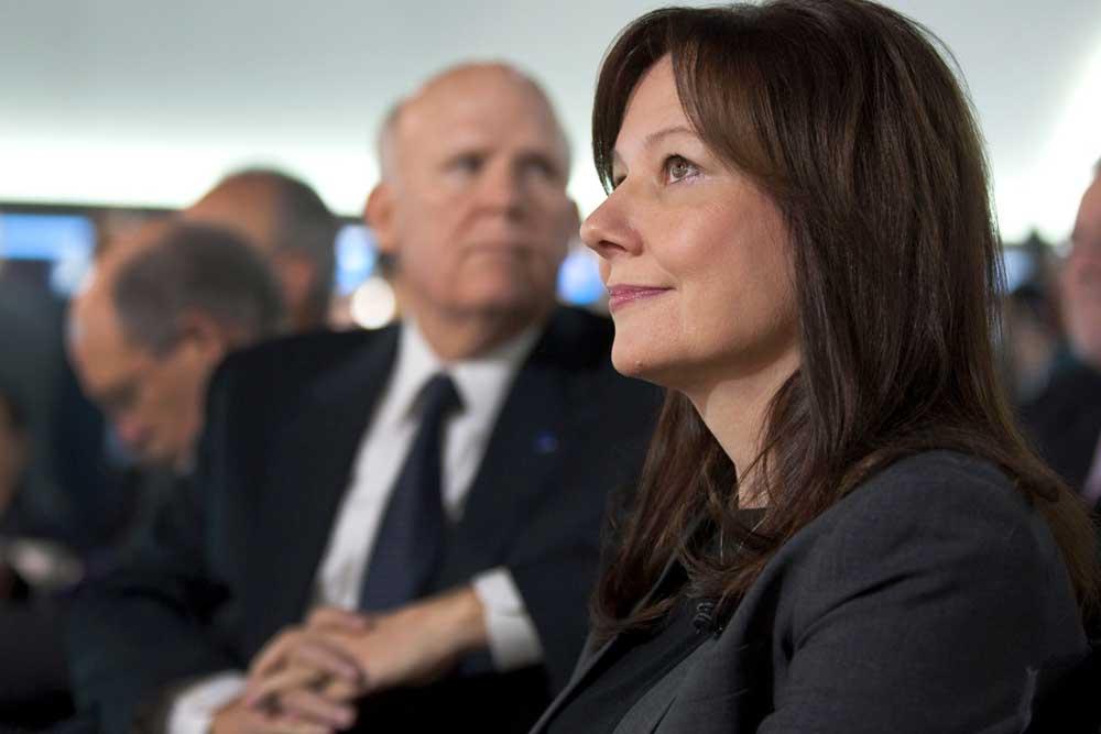 Photo of General Motors, νέος πρόεδρος η Mary Barra!