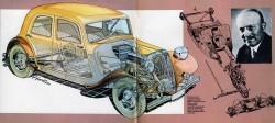 citroen traction avant cutaway 01