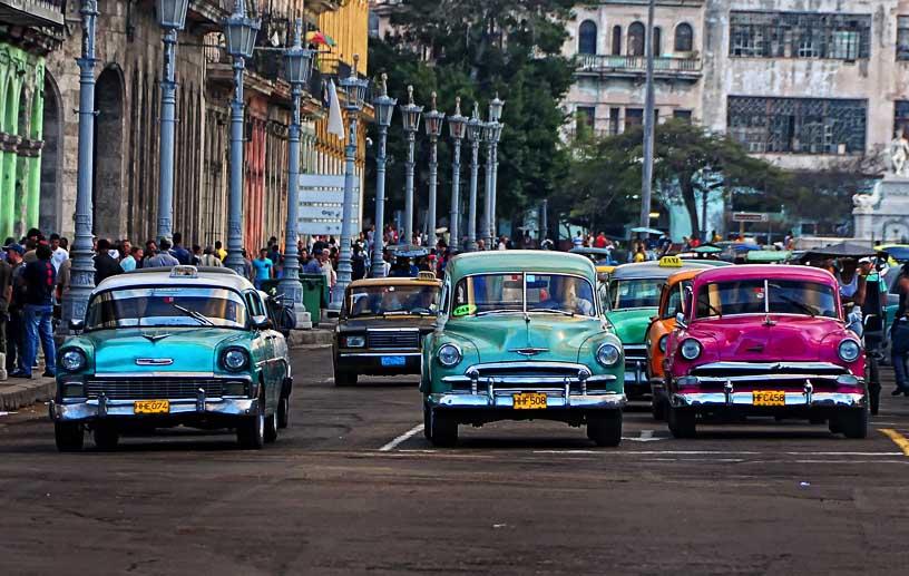 Photo of Κούβα, ανοίγει ο δρόμος για νέα αυτοκίνητα…