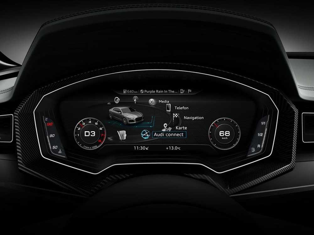 Photo of Audi, σε πρώτο πλάνο το ταμπλό του νέου ΤΤ!