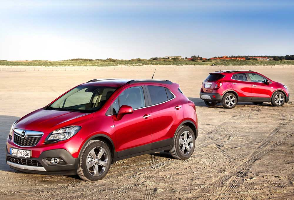 Photo of Opel Mokka 1.7 CDTI 4×2 [test drive]