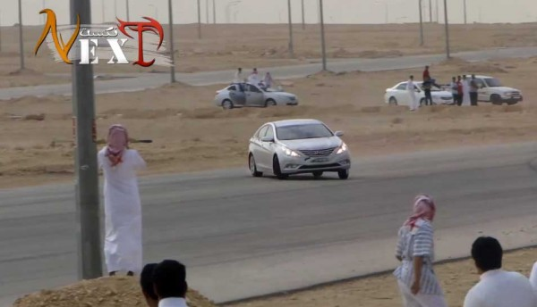 Saudi drifting is brilliantly stupid and dangerous (2)