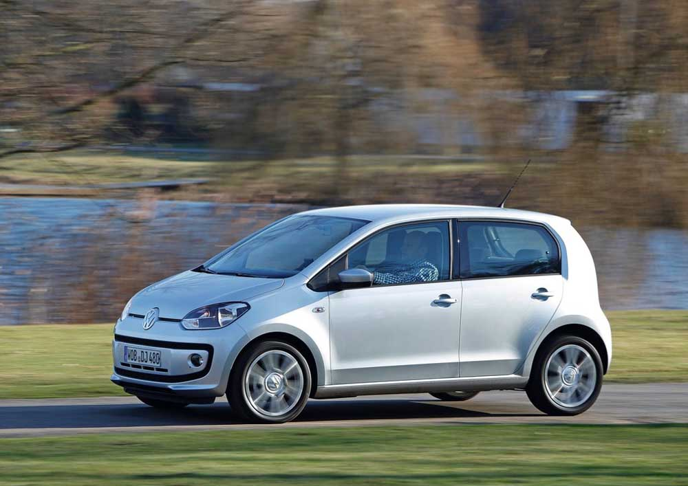 volkswagen up asg eco 5d test drive. Black Bedroom Furniture Sets. Home Design Ideas